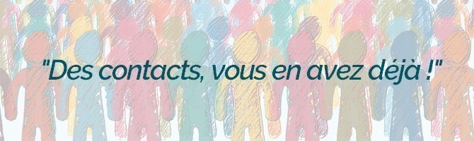 Collecter des contacts