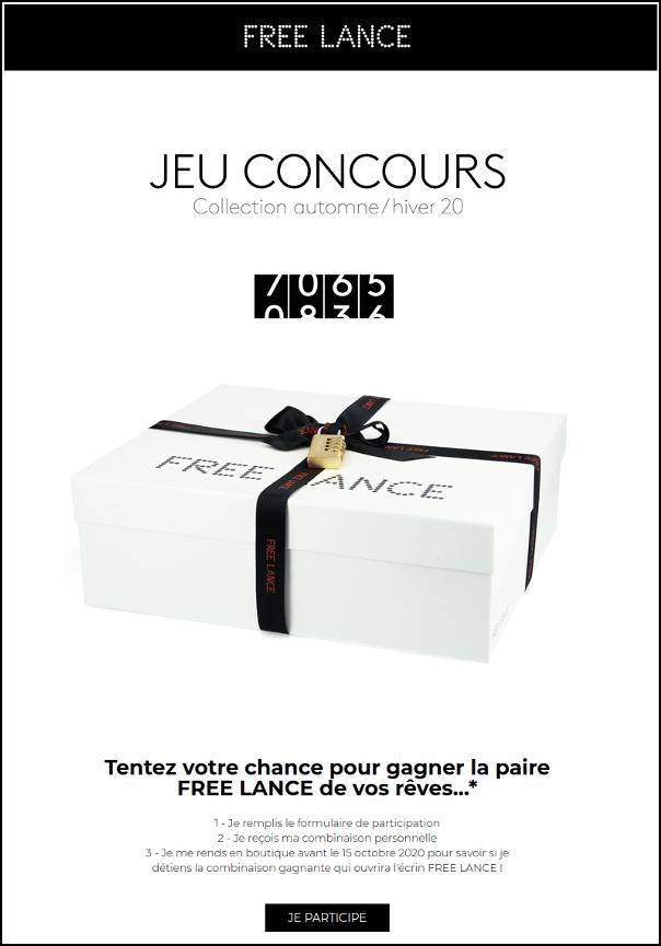 Email - Jeu Free Lance